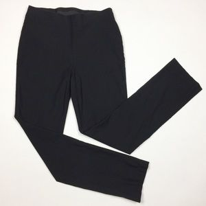 CHICO'S So Slimming Black Pull On Stretch Pants
